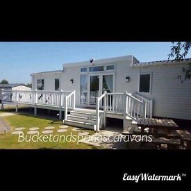 Balckpool Marton Mere Caravans for hire, march deals £195 for 3/4 nights