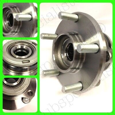 2004 2006 FRONT WHEEL HUB BEARING ASSEMBLY FOR INFINITI G35X SEDAN AWD FAST SHIP
