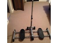 Leg Magic fitness equipment