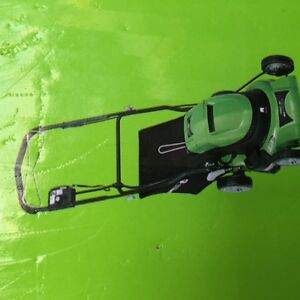 18 INCH CORDLESS SELF PROPELLED LAWN MOWER NEW