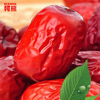 Premium Organic Dried Chun Jujube Yu-date Fruits Good Dates China Red Date 250g