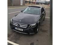Mercedes E220 CDI AMG *** PCO***UBER READY***