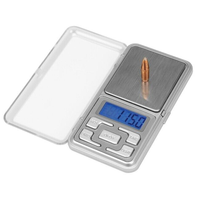 Frankford Arsenal 205205 DS-750 Digital Reloading Powder Scale