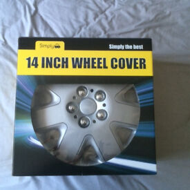 WHEEL TRIMS 14 INCH - BRAND NEW SET OF 4 FOR £10. I HAVE 4 SETS AND WILL SELL ALL 4 SETS FOR £35.