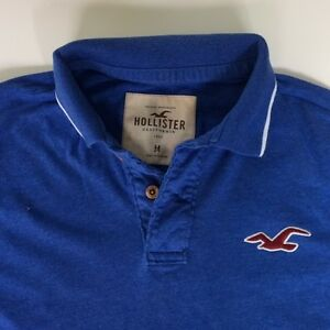 Chandail polo hommes HOLLISTER Men's polo shirt