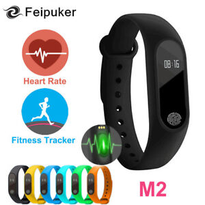 Smart Band Exercise&; Activity Monitor Heart Rate HR LED Screen
