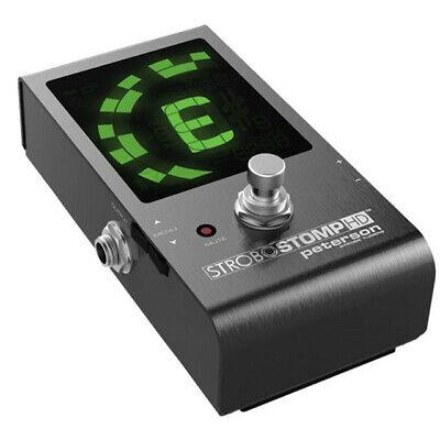 Peterson Strobostomp HD High Definition Strobe Tuner -