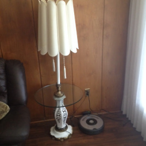 Various Table, Standing and Night stand Lamps