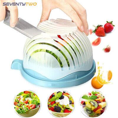 Slicer-board (Fast Salad Maker Cutter Bowl Easy Vegetable Chopper Fresh Fruit Slicer Board )