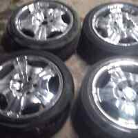 "17"" benz wheels"