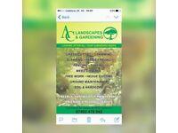 A.C Landscape & Gardening