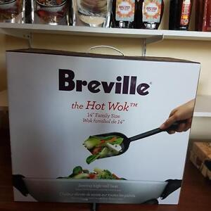 Breville Hot Wok - NEW NEW NEW