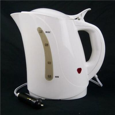Plug In Portable 12V Car Camping Kettle Water Heater Tea Maker For VW