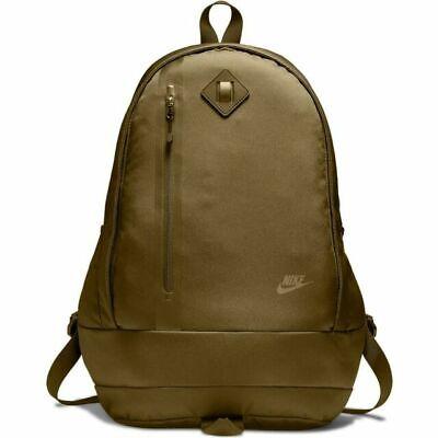 NIKE CHEYENNE SOLID BACKPACK / RUCKSACK / BAG OLIVE GREEN BA5230 399 NEW & TAGS