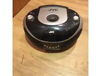 JVC boombox CD player and AM/FM radio