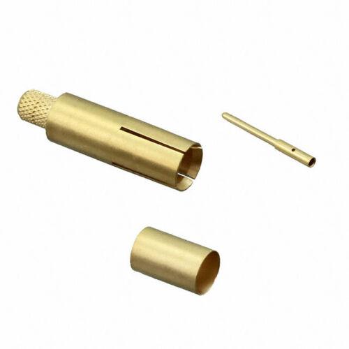 TE 225791-2 rack & panel connectors coaxial rf socket s qty=1
