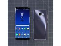 Samsung Galaxy S8 UNLOCKED 64GB Smart Phone