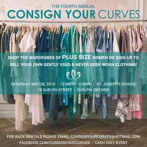 Consign Your Curves - Huge Plus Size Consignment Sale