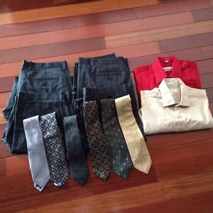 Ladies, does your man need some dress clothes?  SAVE HUGE!!!