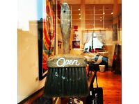 Hairdressing Chair To Rent In Busy North Laine Salon