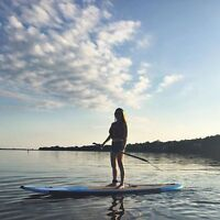 Stand Up Paddleboard & Kayak Summer Camp