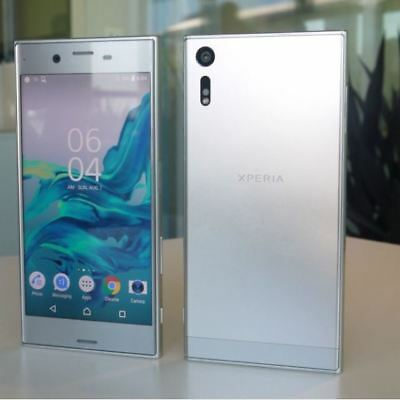 Sony Xperia XZ F8331 32GB Silver Unlocked Smartphone Mint Condition 12M Warranty
