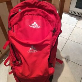 Vaude Splash 20+5 cycling rucksac