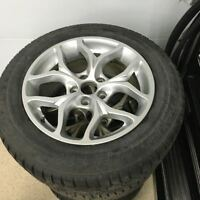 Nokian Hakkapeliitta 7 SUV with mags to fit BMW X5 and X6