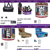 Mixt nutrition