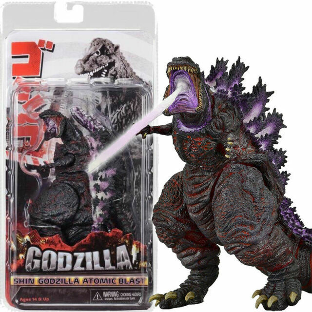 Shin Godzilla Atomic Blast Movie 7 Godzilla