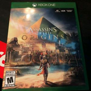 Assassin's creed origin xbox