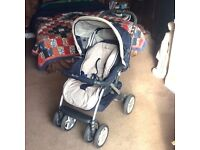 Silver Cross Pram with lots of extras