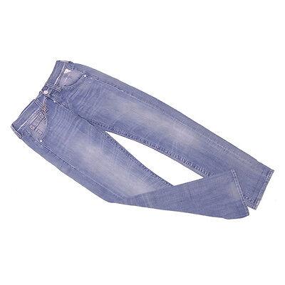 Auth REPLAY Jeans Damaged Denim Women