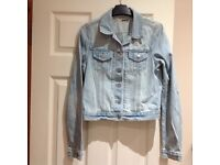 Denim jacket - Size 10 - Very good condition