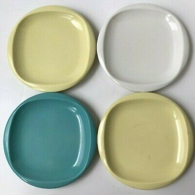 Lot of Four (4) Boontonware 6.5