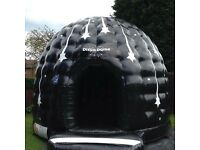 disco dome, bouncy castles for sale