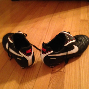Nike soccer cleats-Ladies size 8.5