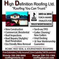 Experience Roofers