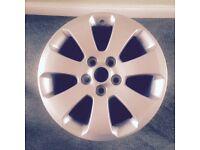 Vauxhall insignia SRI brand new 7 spoke alloy wheel