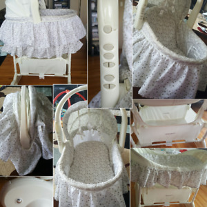 5 and 1 Bassinet