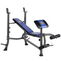 Marcy weight bench - never used