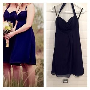 Navy Dress for Sale