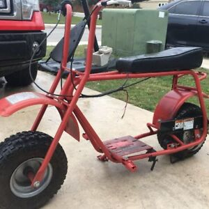 Looking for mini bikes