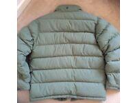 Timberland puffa jacket