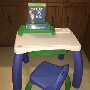 Leap Frog - My First Leap Pad Learning Desk Kingston Kingston Area image 1