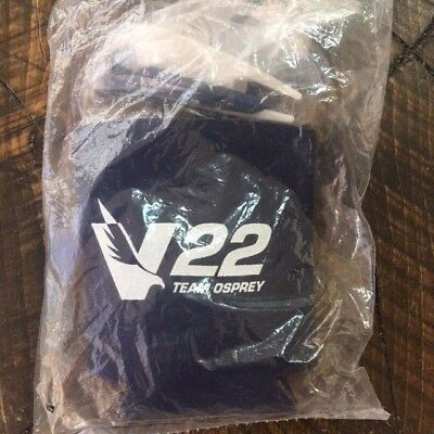 V-22 Team Osprey Aviation Military Can Beverage Sleeve w/ Golf Tees New Sealed