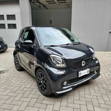 Smart fortwo Twinamic Superpassion