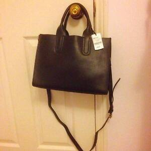 Town Shoes Leather Bag (New)