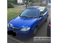 CHEAP CAR - BARGAIN Mazda 323F 1 month MOT £150