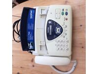 Brother T 96 Fax Machine